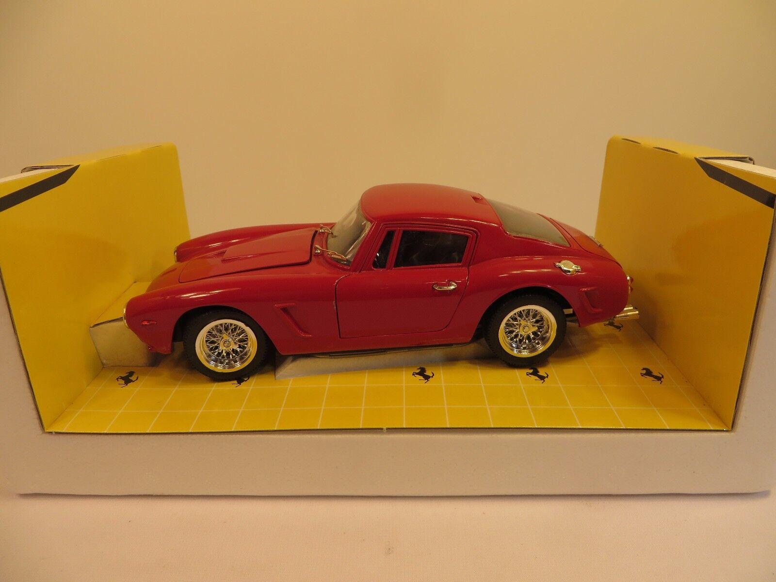 Jouef entwicklung 1,18 1961 ferrari 250 gt berlinette rote kiste   3012 italien selten