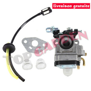 Carburateur-Kit-pour-Multi-Taille-Haie-22cc-26cc-33cc-34cc-Debrousailleuse