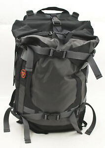 c11ef378a8 Details about VenTerra First Tracks 35 Backcountry Snowboard Backpack,  Grey, Men's Large