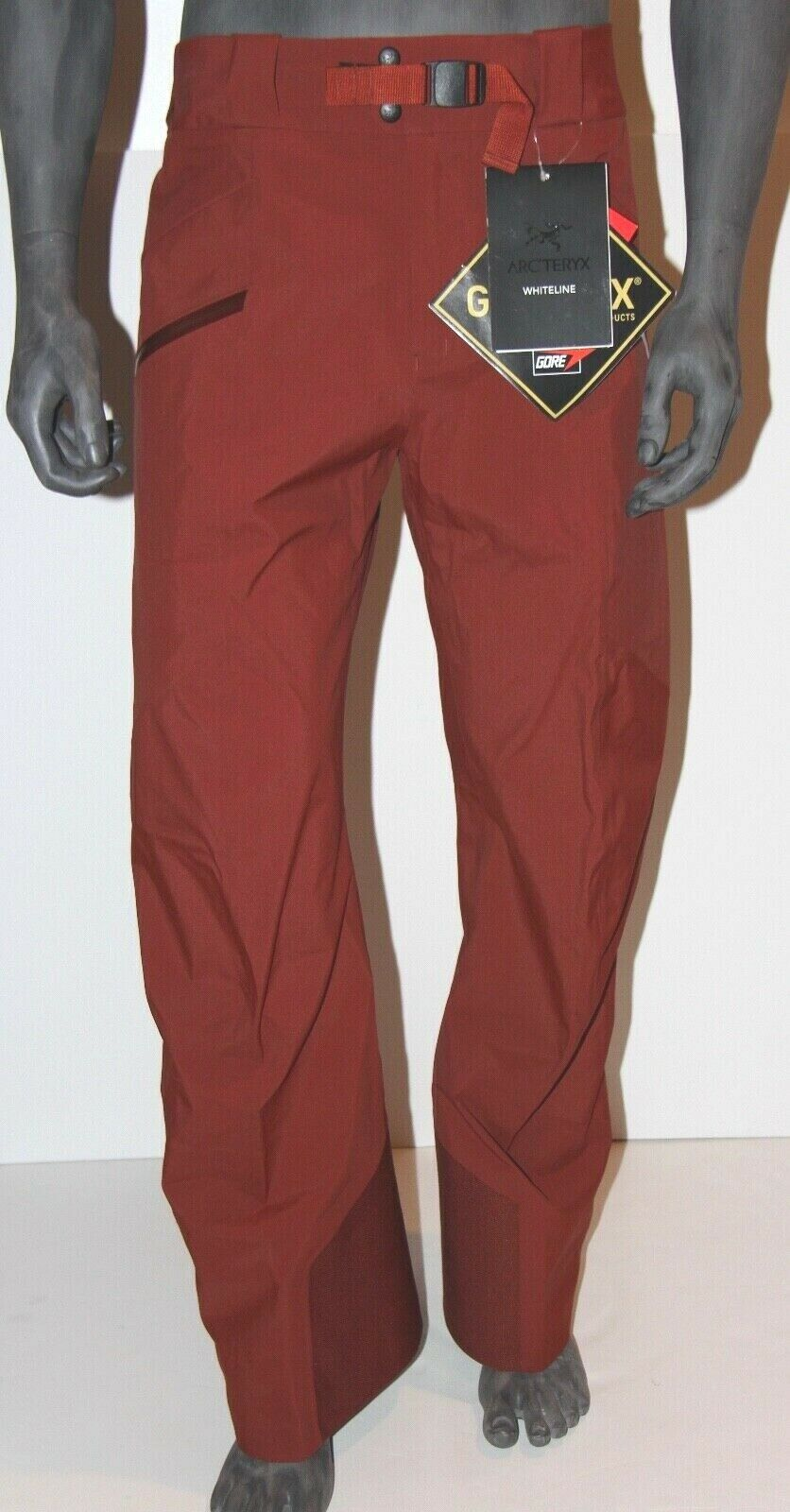 Arc'teryx Sabre Pant Men's Gore-Tex Ski Snowboard Large L G  Reg - Pompeii - NEW  cheap store