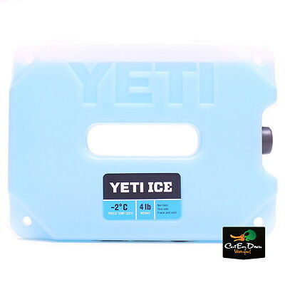 NEW YETI COOLERS YETI ICE 4LB REUSABLE ICE PACK