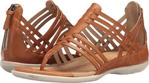 ae1f68700e Details about ECCO Womens Flash Lattice T-Strap Huarache Sandal- Pick  SZ/Color.