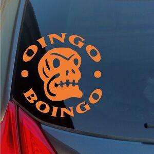 Oingo-Boingo-vinyl-sticker-decal-Halloween-skull-muertos-new-wave-eighties-kroq
