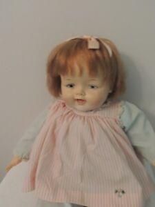 Madame Alexander Baby Huggums Big 25 Quot 6840 Blond Hair Ebay