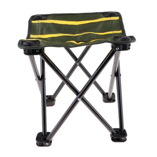 Portable Folding Stool Outdoor Chair Seat for Camping Fishing Travel Hiking