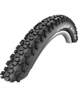 "2 x Schwalbe Black Jack K Guard MTB Tyres 26/"" x 2.25/"""