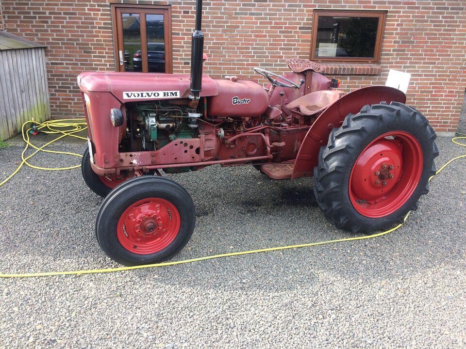 Veteran Traktor