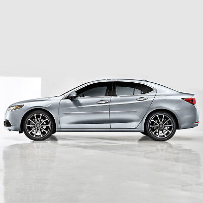 Genuine OEM Acura TLX Body Side Moldings 2015-2020 ALL COLORS