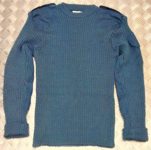 britannique en du CommandoRas couTrès laine Toutes Chaud Véritable mélangée pull Raf Tailles xorBdeWC