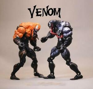 Marvel-Univers-Spider-Man-Unique-Venom-Action-Figure-6-034-Collectible-Toy-Set