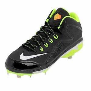 honkbalschijven 2 Swingman Mvp Nieuwe 100 Black Volt Nike Mid Metal Mens tq4wC1YCx