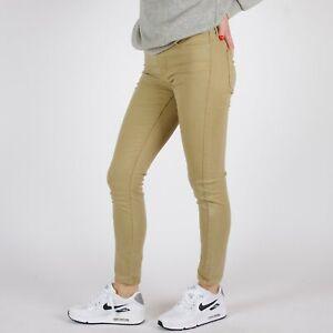 Levi-039-s-311-Shaping-Skinny-Light-Khaki-Damen-Jeans-32-32