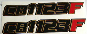 HONDA CB900F CB1100F CB1123F BIG BORE KIT SIDE PANEL DECALS