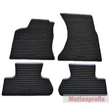 Mattenprofis Gummimatten Gummifußmatten 4-teilig für Audi Q5 ab Bj.11/2008 -
