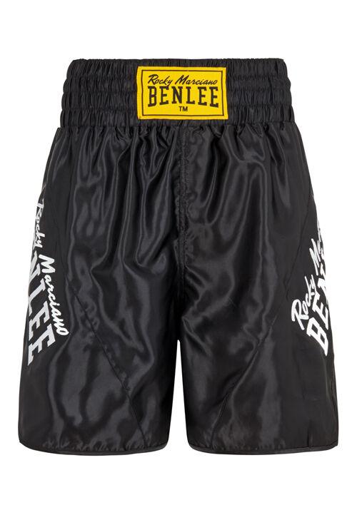 Benlee Boxing Shorts  BONAVENTURE . S-3XL. schwarz oder schwarz grau. Boxen  | Attraktives Aussehen