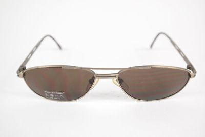 Acquista A Buon Mercato Chiemsee Vintage 006 57 [] 18 Argento Ovale Occhiali Da Sole Sunglasses Nos-mostra Il Titolo Originale