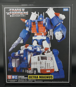 Transformers Takara Tomy Masterpiece MP-22 Ultra Magnus Action Figure in stock