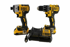 DeWALT-DCK283D2-MAX-XR-Lithium-Ion-Brushless-Drill-Driver-and-Impact-Combo-Kit