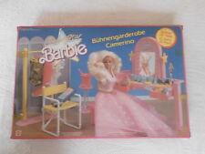 SUPER STAR BARBIE CAMERINO BACKSTAGE DRESSING ROOM  MATTEL   1989