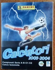 SET-AGGIORNAMENTI-FIGURINE-CALCIATORI-PANINI-2002-2003-NUOVO-E-COMPLETO