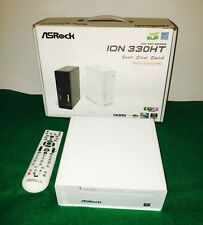 :-) ASROCK ION 330 HT - DUAL CORE - RAM 4 GB - HD 1 TB - BIANCO - HTPC (-: