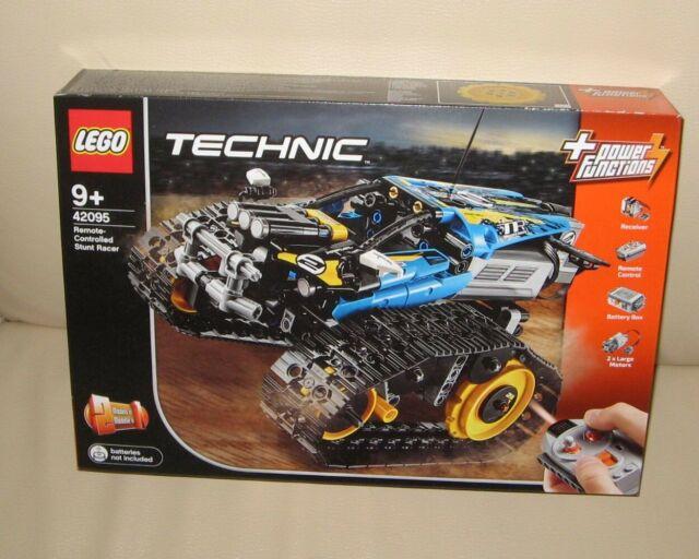 "LEGO 42095 Technic Ferngesteuerter RC Stunt-Racer mit Motor ""NEU+OVP"""