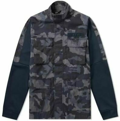 Details about Nike Men's Sportswear Jacket Camo 928621 475
