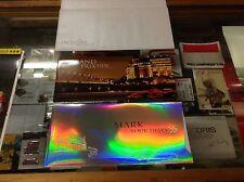 FULLERTON HOTEL 2009 SINGAPORE F1 Grand Prix Original marketing pack