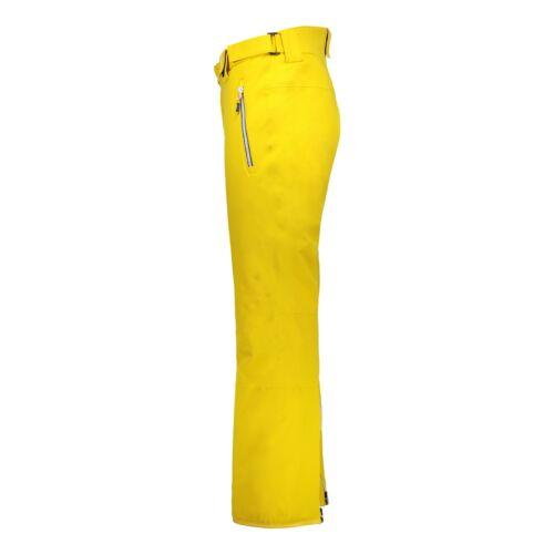 CMP Skihose Snowboardhose MAN PANT gelb wasserdicht atmungsaktiv wärmend