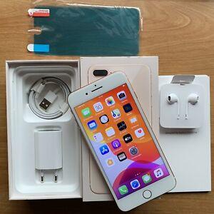 Apple-iPhone-8-Plus-256GB-Gold-Ohne-Simlock-A1897-GSM-Bitte-lesen