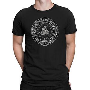 Odins-Horn-symbole-homme-Viking-T-shirt-Vikings-Thor-Ragnar-mythologie-nordique-Top