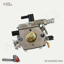 SP65430316A Petrol Chainsaw Spare Parts Carburetor Fits Silverline 4500 5200