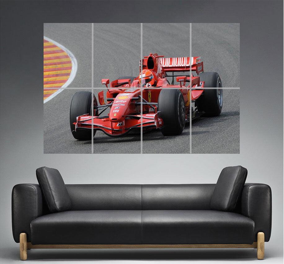 #Keep Fighting MICHAEL Schumi Schumacher Support Car Bumper Stickers Decal ref:4