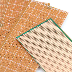 5Pcs-6-5x14-5cm-Stripboard-board-Uncut-PCB-Platine-Single-Side-Circuit-AUS