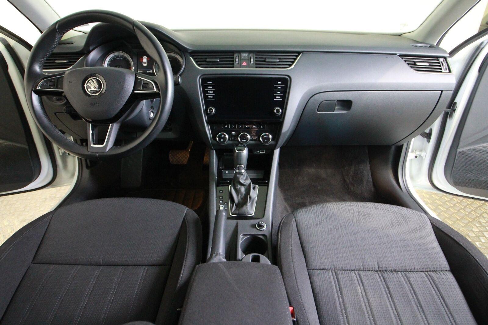 Skoda Octavia TDi 115 Style DSG