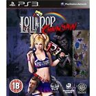 PlayStation 3 Lollipop Chainsaw Ps3 VideoGames