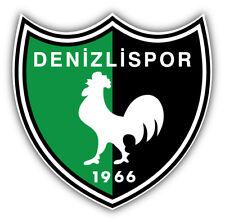 Denizlispor Fc Turkey Soccer Football Car Bumper Sticker Decal 5 X 5