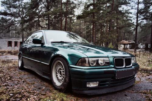Large DIY avant Pare-Choc Menton pour BMW E36 Spoiler Lip Module Jupe Bord Casse