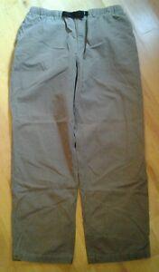 100% Vrai Sportif Homme Tan Outdoor Randonnée Pantalon Taille L-afficher Le Titre D'origine La DernièRe Mode