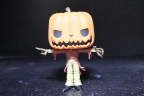 Pumpkin King Glow In The Dark GITD Hot Topic OOB Funko Pop Vinyl Figure Disney