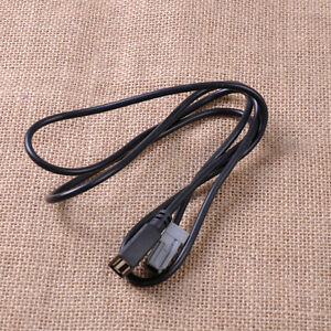 car aux usb mp3 audio input cable adapter for toyota camry rav4 corolla lexus ebay. Black Bedroom Furniture Sets. Home Design Ideas