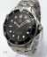 thumbnail 1 - Omega Seamaster Gents Watch Black Dial Quartz 41mm 212.30.41.61.01.001 Boxed