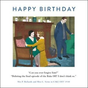 Bake-Off-Funny-Drama-Queen-Birthday-Greeting-Card-Retro-Humour-Cards
