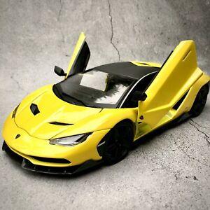 Lamborghini-Centenario-Speciale-en-caja-de-edicion-especial-de-1-18-automovil-Modelo-Diecast