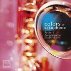Colors of Saxophone (CD, Jan-2000, Dux Records)
