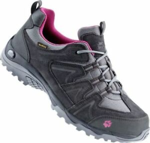 Details about Jack Wolfskin Traction Low Womens Outdoor Trekking Hiking Shoes RRP: 119,99 € show original title