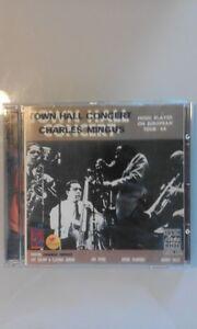 MINGUS CHARLES - TOWN HALL CONCERT - (JAZZ MAGAZINE)  - CD