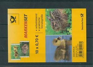 Germany-BRD-Federal-Folienblatt-RC-55-Postmarked-Used-More-See-Shop