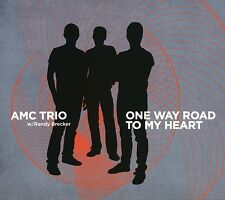 RANDY AMC TRIO/BRECKER - ONE WAY ROAD TO MY HEART  CD NEU
