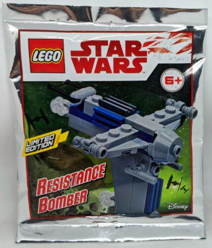 FREE POSTAGE Lego Limited Edition ORIGINAL LEGO STAR WARS Mini Set Foil Pack